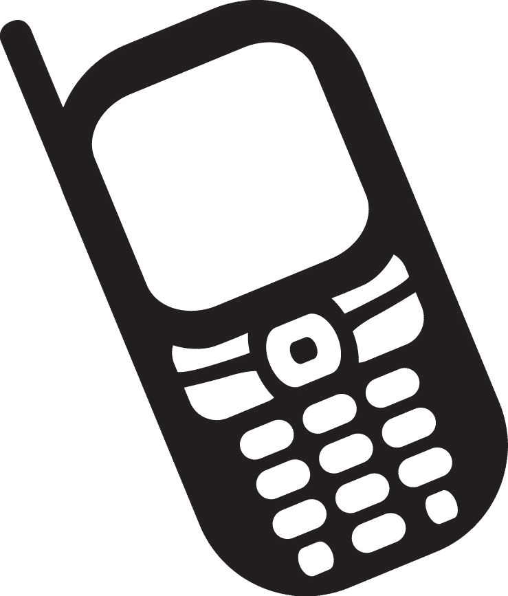 clipart pictures of mobile phones - photo #32